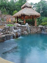 Natural Backyard Pools by 111 Best Tropical Pools Images On Pinterest Tropical Pool Pool