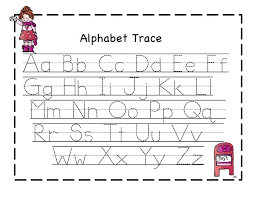 printable alphabet tracing letters free printable preschool printable alphabet tracing letter valentine