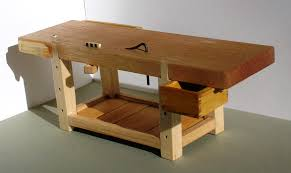 Plans For Building A Wood Workbench by Workbench Full Chisel Blog