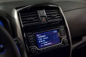 nissan versa interior 2015 nissan versa note sr debuts in chicago autoevolution
