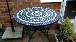 Mosaic Patio Tables Mosaic Patio Table Mosaic Table Outdoor Mosaic Patio Furniture