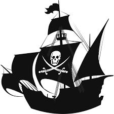 pirates clipart free pirate ship clip art vector clipartandscrap