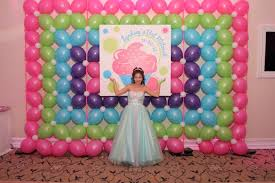balloon wall decor 1000 ideas about balloon wall on pinterest
