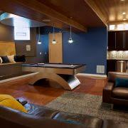 Pool Tables Okc Contemporary Pool Table Family Room Transitional With Beige Bench