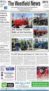 wednesday april 20 2016 by the westfield news issuu
