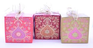wedding party favor boxes gift box with ribbon wedding gift box indian wedding box party