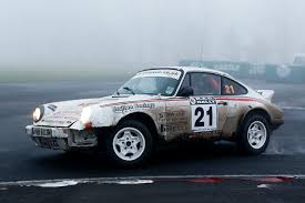 porsche dakar former wrc and dakar star on the fast track to croft for rac rally