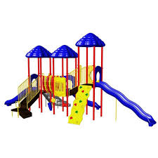 Rainbow Playset Ultra Play Uplay Today Rainbow Lake Playful Commercial Playground