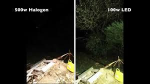 Halogen Outdoor Flood Light Fixture by Led Flood Light Bulb Comparison U2013 Urbia Me