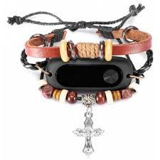beading bracelet images Beading bracelet for xiaomi mi band 2 smart wristband 7 53 free jpg