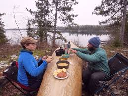 a year in the wilderness thanksgiving in the boundary waters week