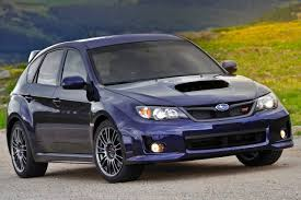 subaru hatchback wing used 2014 subaru impreza wrx sti pricing for sale edmunds