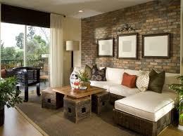 livingroom walls 38 beautiful living rooms with exposed brick walls