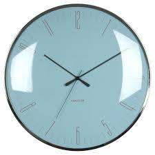 teal wall clock uk wall clocks decoration