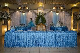 quinceanera table decorations quinceanera masquerade table decorations photograph table