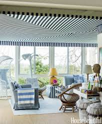 House Beutiful How To Decorate With Stripes Stripes Decorating Ideas