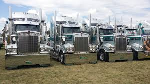 kenworth w900l i love white semi trailers pinterest rigs