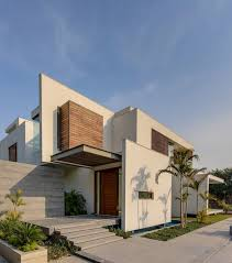 modern home architects appealing opulence meets contemporary architecture in new delhi