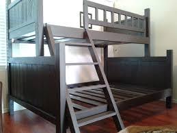 loft beds wood loft bed frame bunk pottery barn style beds full