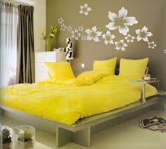 bedroom wall patterns painting for yellow paint home combo