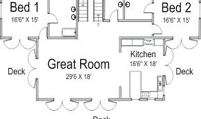 guest cottage floor plans guest house building plans 3 bedroom cottage home plan small guest