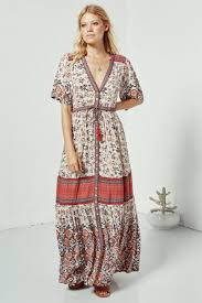 spell designs gown rosewood wanderlust trading co