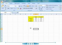create a table chart free creating a chart from your table of data in excel