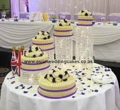 asian wedding cakes product crystal cake 09