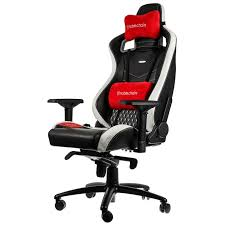 chaise gamer pc we stock noblechairs a gaming overclockers uk
