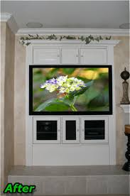 big screen tv cabinets how to retrofit or modify your old entertainment center to