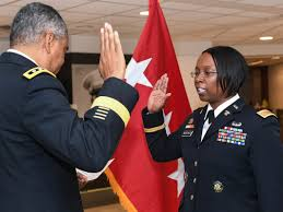 What Is A Flag Officer Oath Of Commissioned Officers Army Values