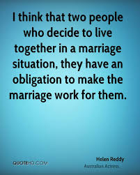 live together helen reddy marriage quotes quotehd
