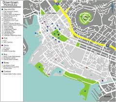 Map Of Chinatown San Francisco by Honolulu Downtown U2013 Travel Guide At Wikivoyage