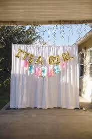 best 25 baby shower backdrop ideas on birthday