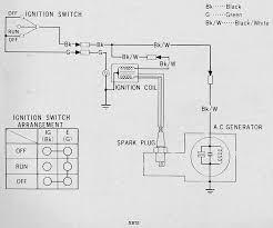 motor honda xr75 electrical wiring diagram dirt bike light motor s