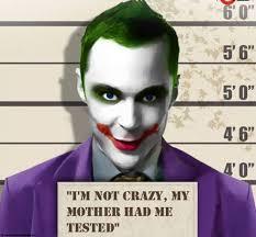 Sheldon Meme - i m not crazy my mother had me tested sheldon cooper memes