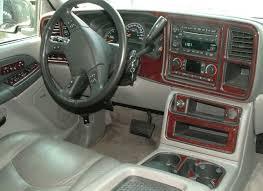 2002 Silverado Interior Gallery Example Dash Trim Kits Floor Protection And Car