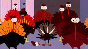 south park s04e14 turkeys slaughter