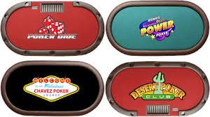 Custom Poker Tables Custom Poker Felts