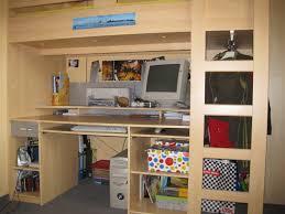 Schreibtisch Naturholz Hochbett Mit Schreibtisch Als Unterbau In Nordhausen Möbel Und