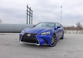 lexus 2017 2017 lexus gs 350 f sport review