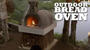 diy outdoor bread oven youtube