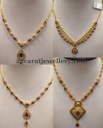 chain necklace gold designs images Simple necklaces 10 to 15 grams simple necklace gold necklaces jpg