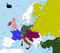 Europe Map Game by Diplomacy Board Game Map Series Alternate History Discussion