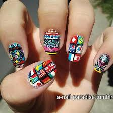 57 best around the world nail art images on pinterest make up