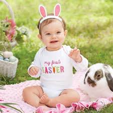 easter pictures with baby personalized easter baskets gifts happen here