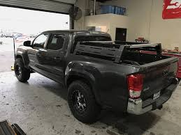 2005 Toyota Tacoma Roof Rack by Body Armor Pure Tacoma Accessories Parts And Accessories For