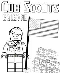 cub scout coloring pages printable coloring activity pages cub