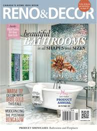 home decor magazines toronto reno u0026 decor