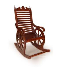 wooden rocking chairs models